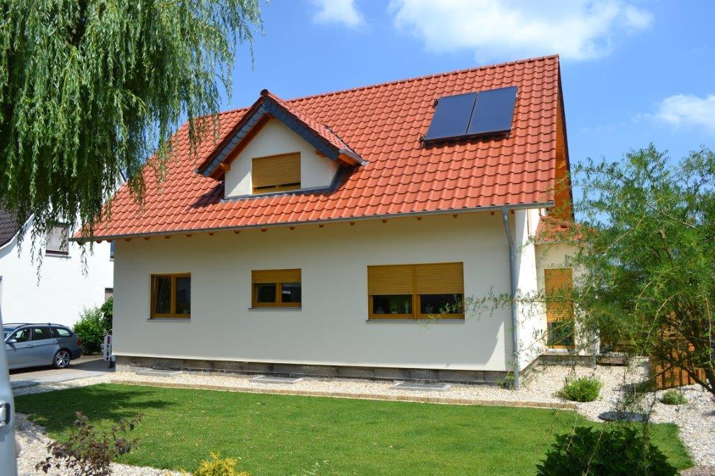 3d Holzrahmenhaus