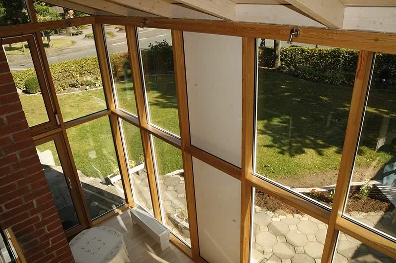 TerrassenUberdachung Holz Hamm ~ Holz Alu Wintergarten in Telgte  Pollmeier Holzbau GmbH