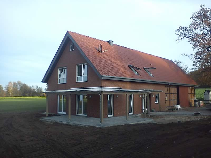 TerrassenUberdachung Holz Hamm ~ Holz Terrassenüberdachung in Delbrück  Pollmeier Holzbau GmbH