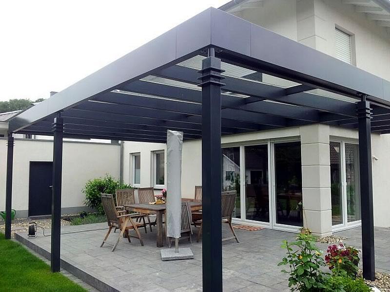 terrassendach in oelde pollmeier holzbau gmbh. Black Bedroom Furniture Sets. Home Design Ideas