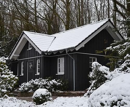 Wohnhaus in holzrahmenbau in bielefeld pollmeier holzbau gmbh - Gartenhaus bielefeld ...