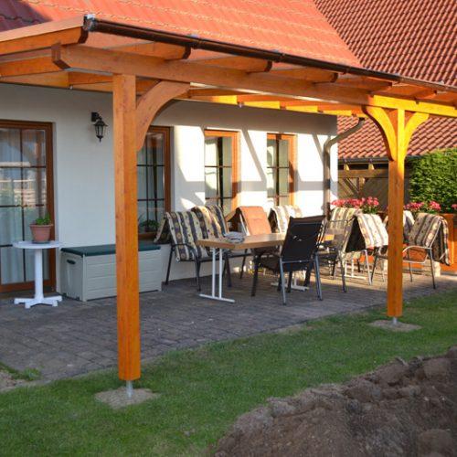 Terrassendach im Raum Salzkotten