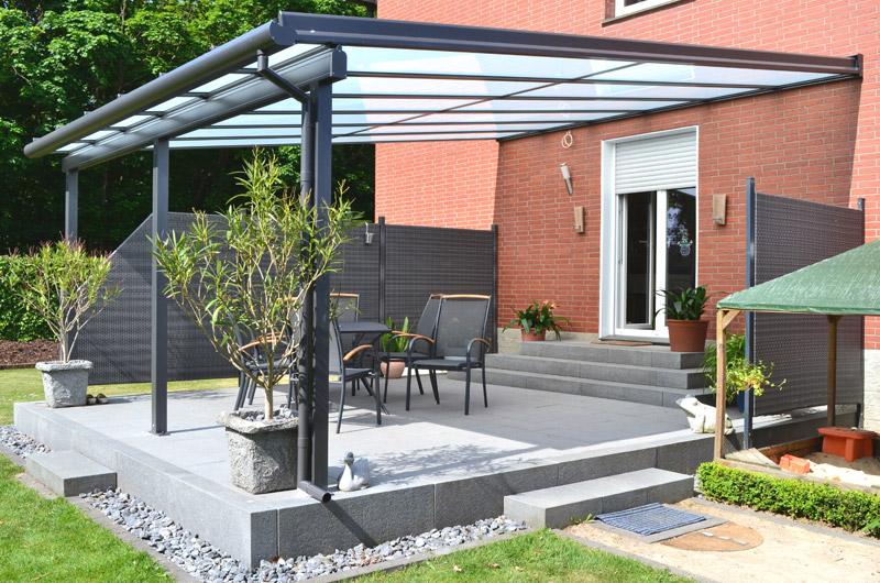 terrassen berdachung pollmeier holzbau gmbh. Black Bedroom Furniture Sets. Home Design Ideas