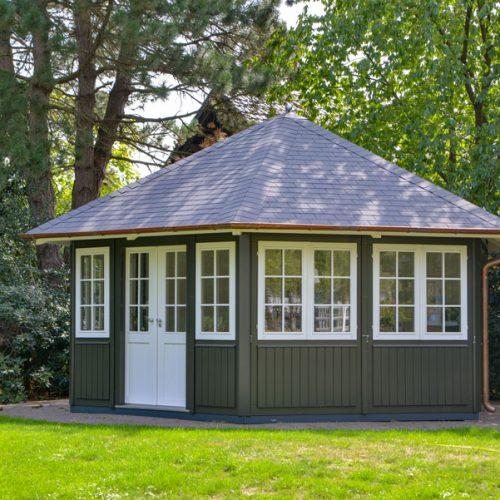 6 Eck Pavillon in Rietberg