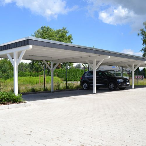 Carportanlage in Delbrück