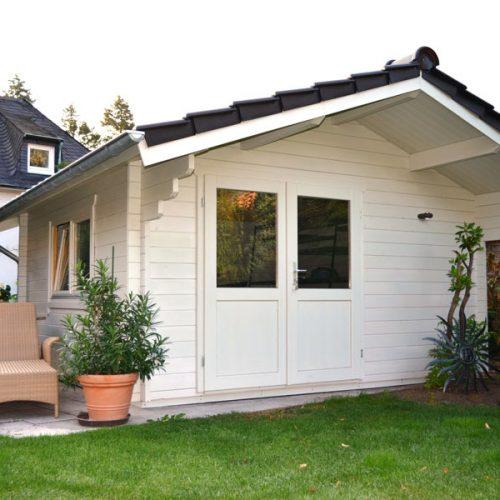Gartenhaus 4 m x 4 m in Salzkotten