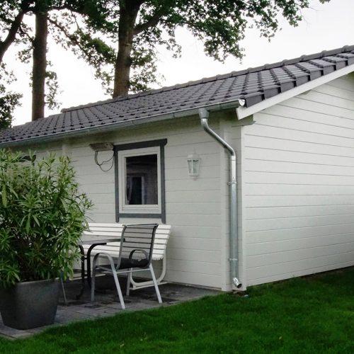 Gartenhaus aus 70mm BB in Varensell