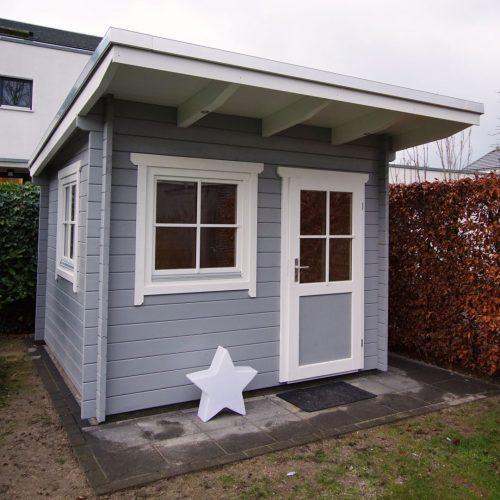 Pultdachgartenhaus aus 45mm BB in Gütersloh
