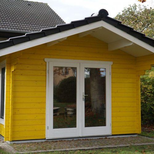 Gartenhaus aus 45mm BB in Friedrichsdorf