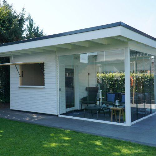 Gartenhaus mit Freisitz in Verl